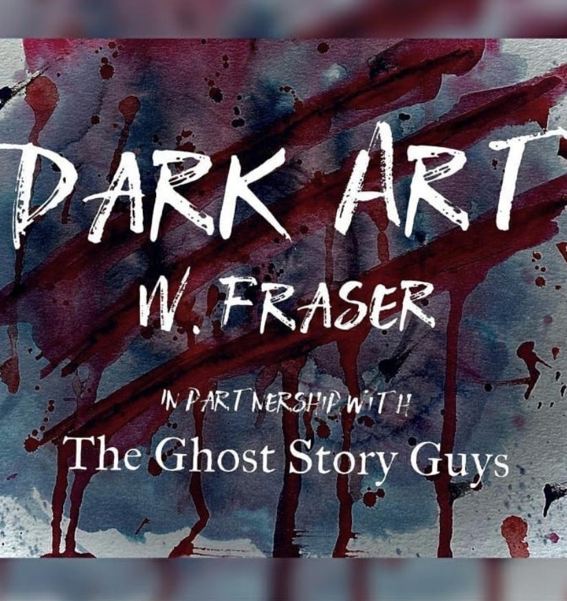 Dark Art Card